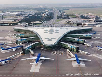 فرودگاه باکو