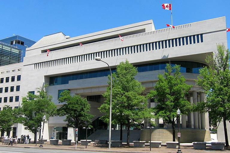 بهترین سفارت کانادا
