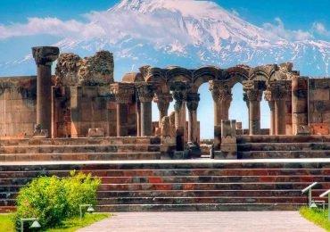 مکان های دیدنی ایروان
