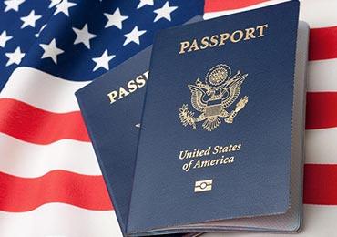 پیکاپ پاسپورت امریکا