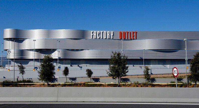 فکتوری اوت لت فرودگاه (Factory Outlet Airport)