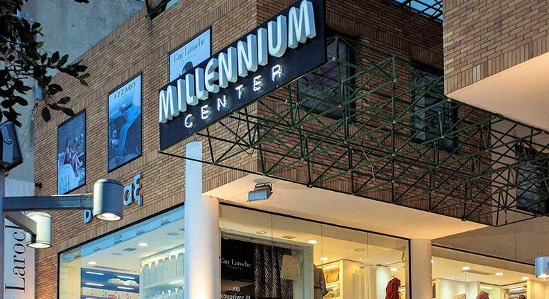 مرکز خرید میلنیوم مال (Athens Millennium Mall)