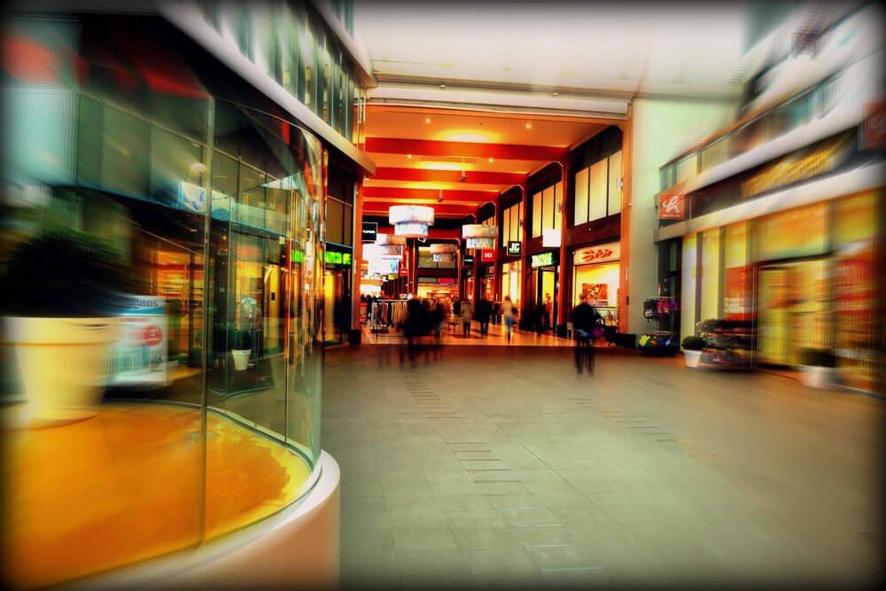 مراکز خرید وارنا