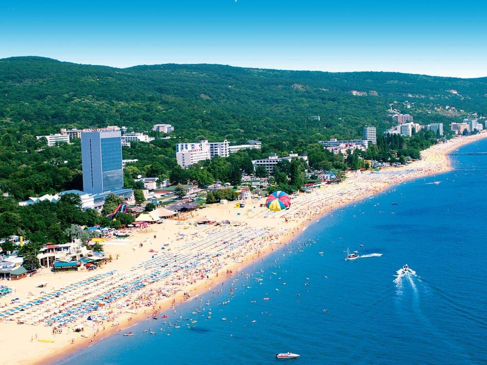 تصاویر سواحل بلغارستان