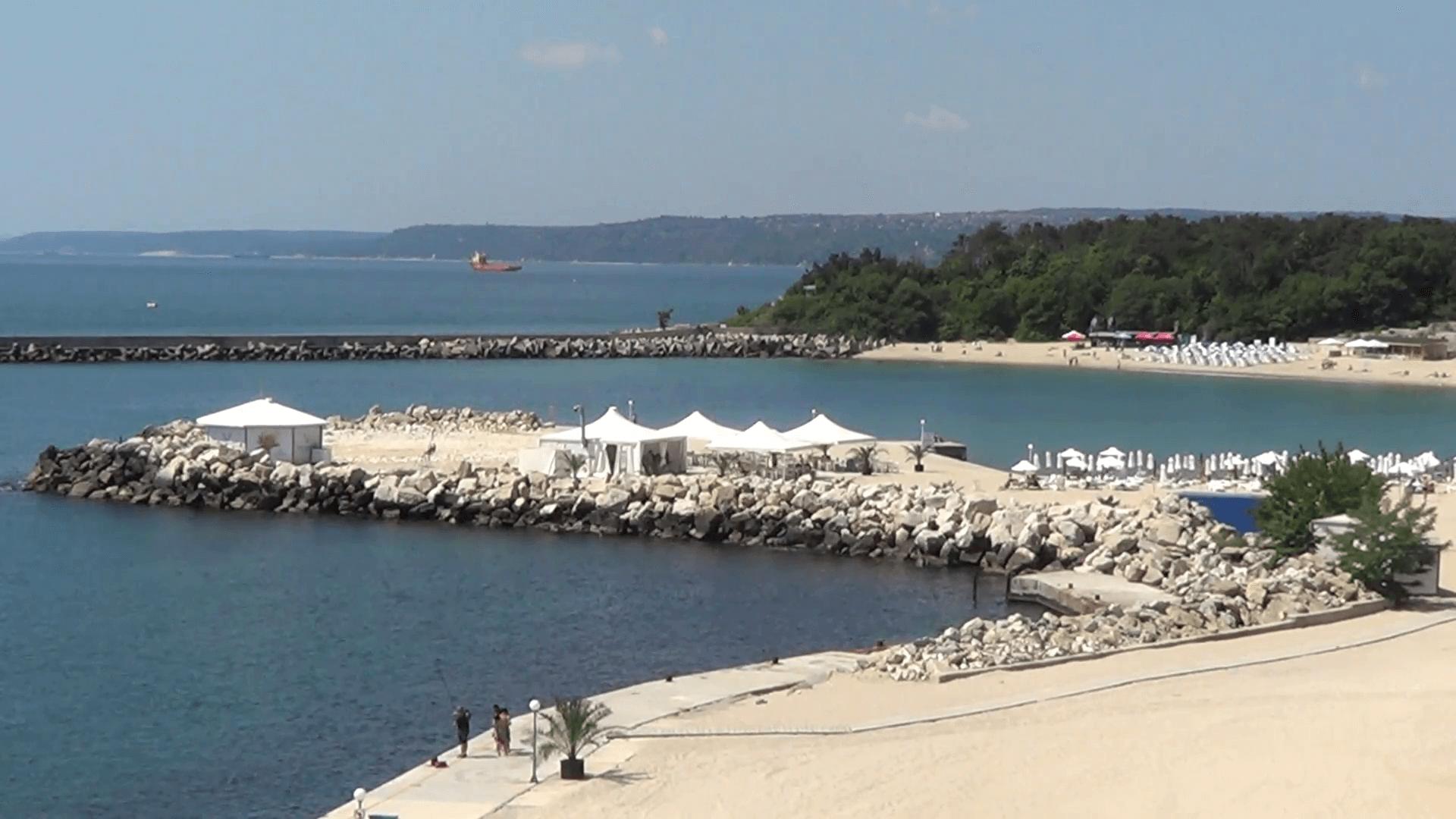 ساحل هلنا و سنت کنستانتین بلغارستان