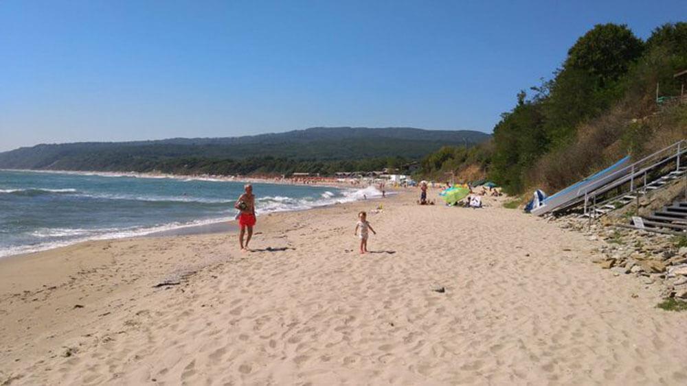 ساحل سیلیستار بلغارستان
