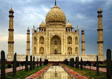 معابد و قلعه های هند