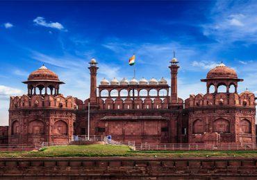 قلعه سرخ هندوستان