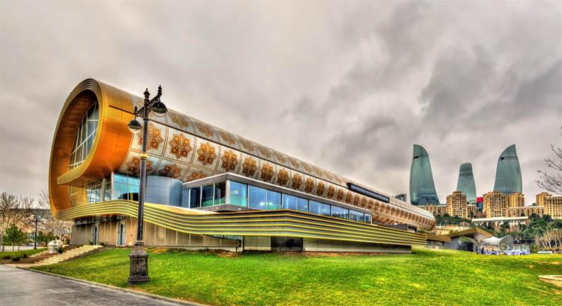 موزه فرش آذربایجان یکی از موزه های عجیب
