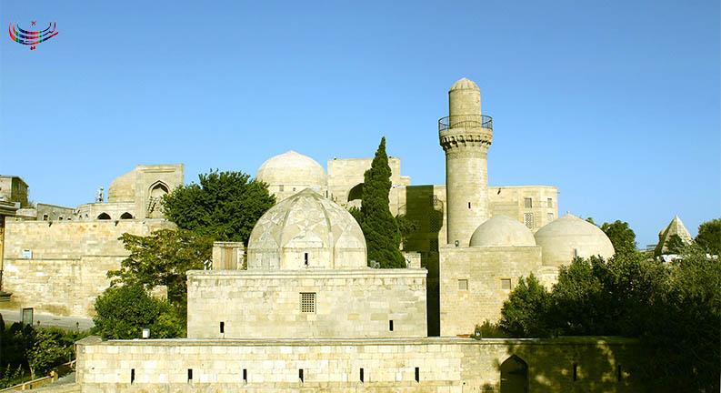 سفر به باکو در کاخ شیروان شاه