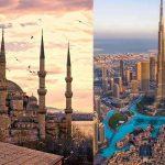 استانبول یا دبی