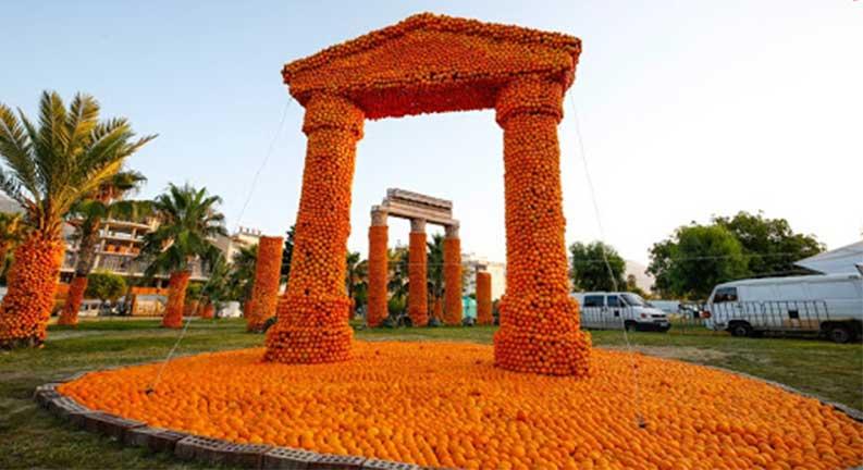 شهر فینیکه (Finike) شهر پرتقال ها در آنتالیا