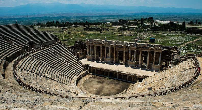 هیراپلیس (Hierapolis)