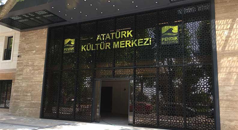 فرهنگسرای آتاتورک
