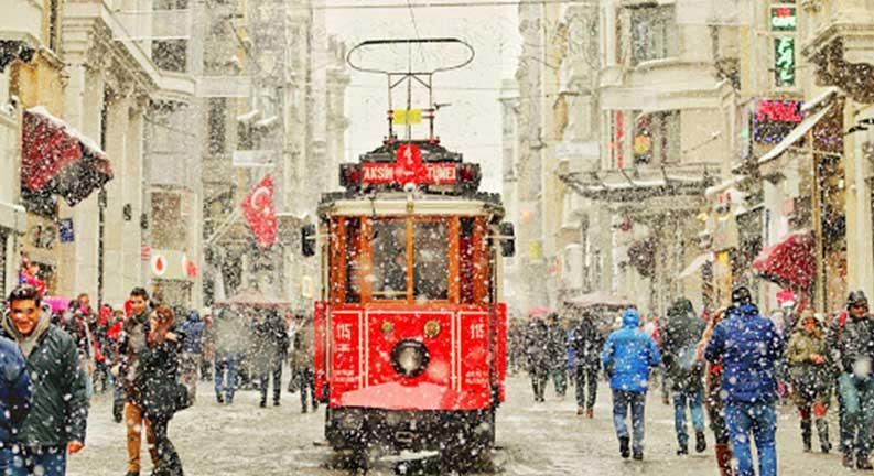 خیابان تکسیم