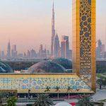 قاب عکس دبی Dubai Frame