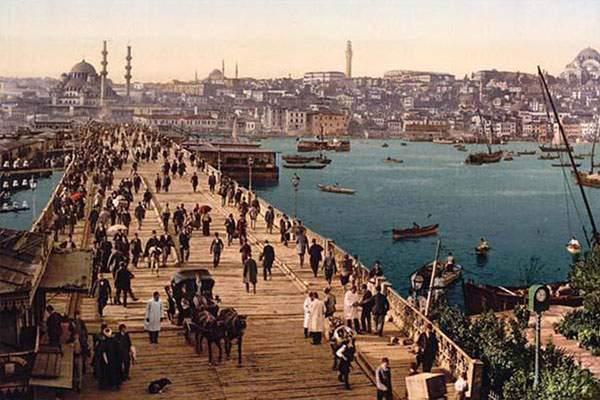 شهر قدیمی قسطنطنیه