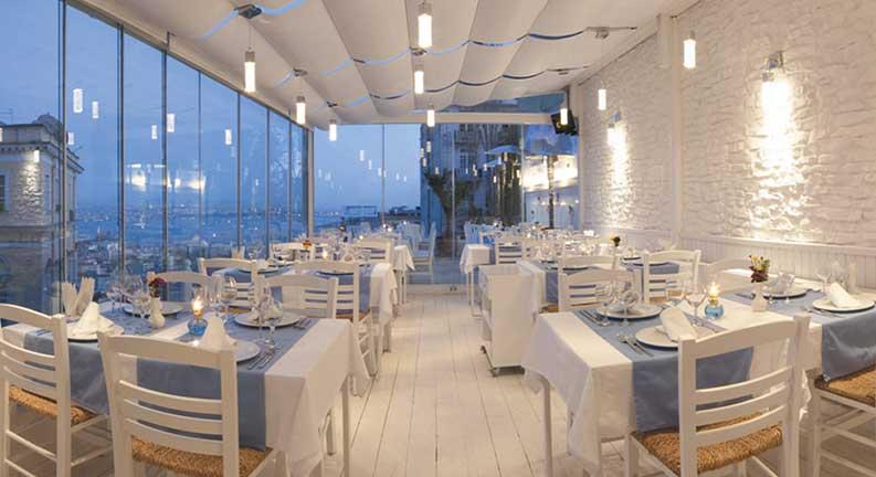 رستوران دریایی الئوس (Eleos Fish Restaurant)