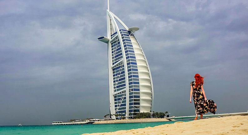 ساحل های رایگان دبی