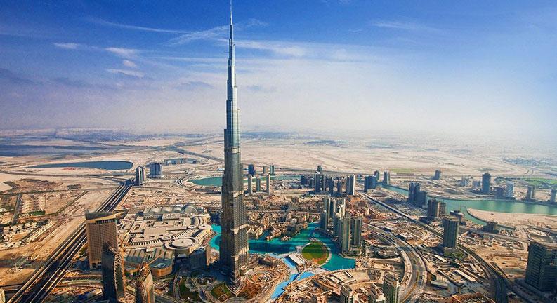 10 تفریح رایگان در دبی