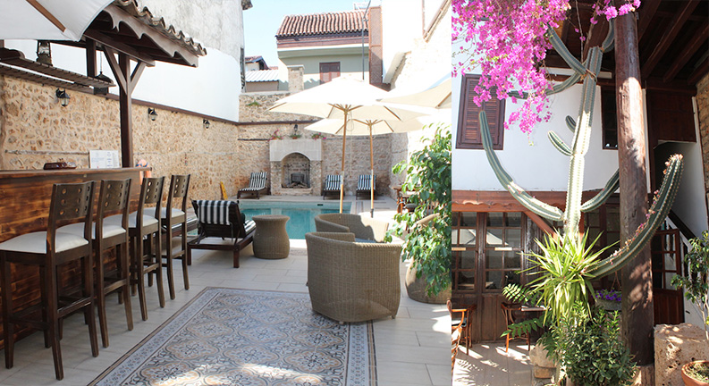 هتل برای یک روز در آنتالیا