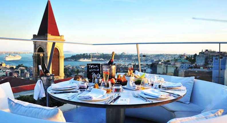 کافه رستوران استانبول 360 (360 Istanbul)
