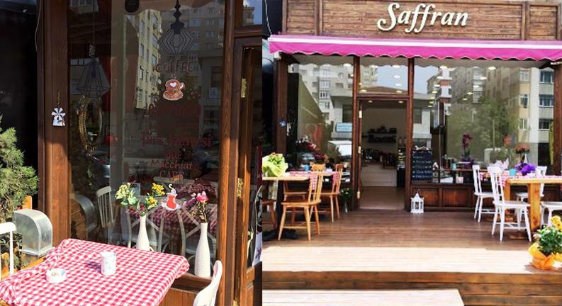 کافه رستوران زعفران (Saffran cafe)