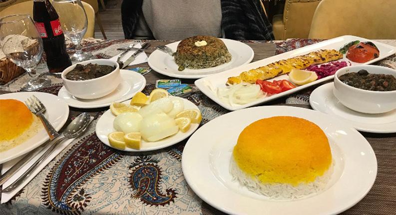 رستوران شهرزاد (Restaurant Shahrzad)