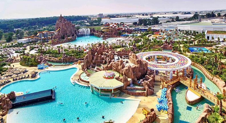 پارک آبی لند آو لجندز (The land of legends Aqua Park)