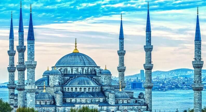 عکس مسجد آبی استانبول