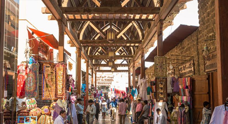 بازارهای عربی برترین های دبی
