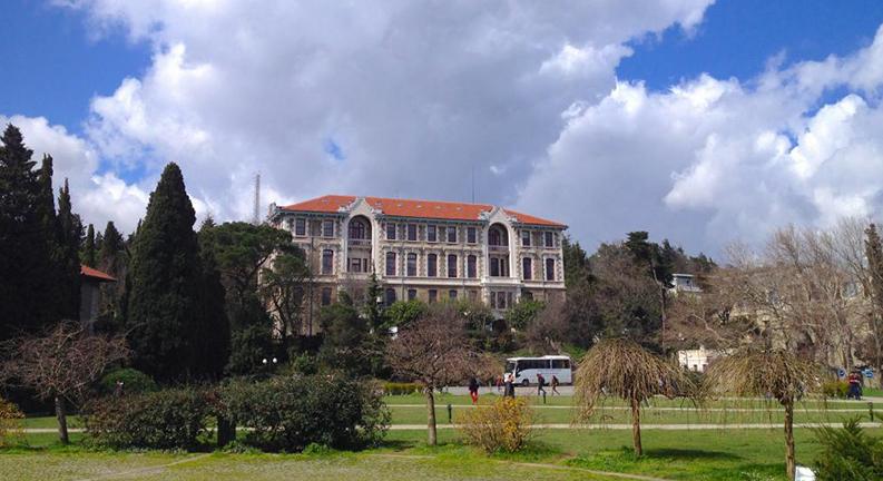 دانشگاه بغازیچی (Boğaziçi Üniversitesi)
