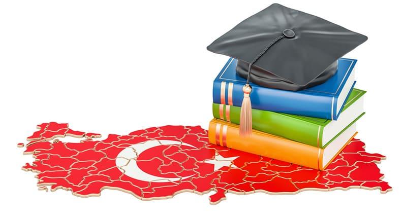 تحصیل رایگان کارشناسی ارشد در ترکیه
