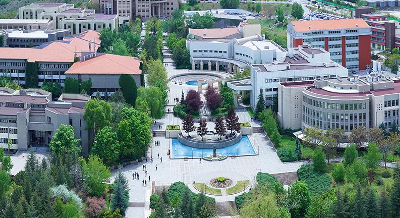 دانشگاه بیلکنت (Bilkent University)