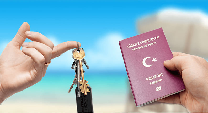 اخذ شهروندی ترکیه از طریق سرمایه گذاری