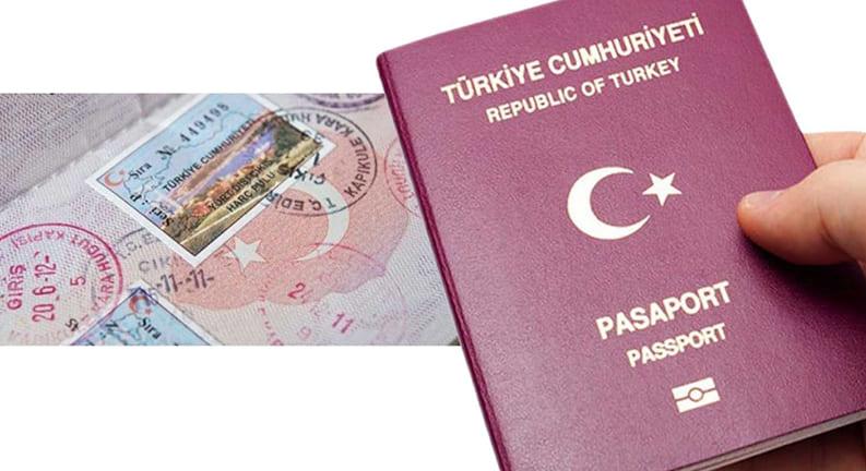 چگونه پاسپورت ترکیه بگیریم؟