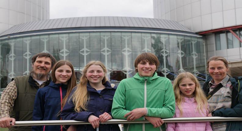 ویزای انگلستان از طریق دعوتنامه خانواده