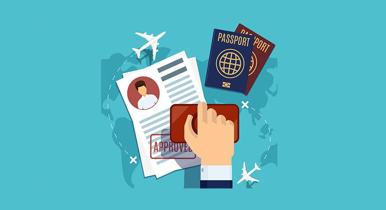 visa and passports