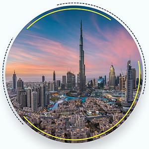 وقت سفارت آمریکا در دبی